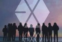 EXO - Wallpapers/lyrics/quotes