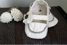 Alles für das Baby - Schuhe