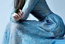 Estilo | Florescendo Azul / Tons de Azul ♡