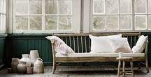 Dream Home / interior design, minimalism, chic home ideas