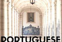 Portugueses azulejos