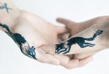 tattoos & skin