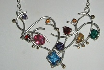 Chimera Design Jewelry / My wife Julie is a talented bench jeweler. We have had our store in Lowell Michigan (15 miles East of Grand Rapids) since 2002. Please stop in if you are ever in the area.