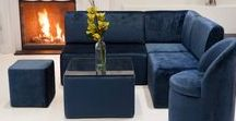 Blue velvet collection / Ideas and inspiration to mix and match our Blue Velvet Collection.