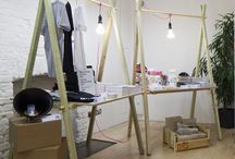 POP UP / Design inspiration for pop up shops and exhibitions