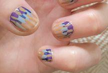 Nails / #americanapparel #AAsummernails #AAnails @AmericanApparel