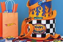 Rev Up Your Party Planning / Planning a race car-themed party or birthday celebration? Hot Wheels has you covered with all the decorating and entertaining tips and tricks you need!