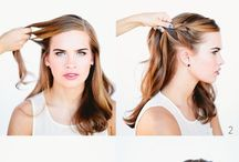 HAIR  / Tutorials hair cabello tutoriales