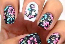 Nails uñas nailed it manicure / Uñas ideas nails diy tutoriales tutorials uñas diseños