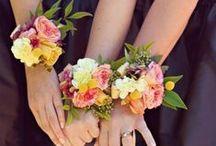 Wrist flowers