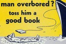 Vintage Book Ads