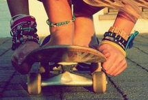 SK8 / Girls on boards