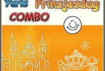 Prinsjesdag/ koningsdag / Prinsjesdag