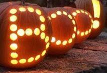Halloween Ideas / Ideas for Halloween. October. Autumn. Pumpkins. Skeletons. Pumpkin carving. Halloween craft ideas. All scary things for Autumn Halloween parties.