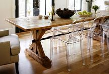DINING ROOMS / Interiors