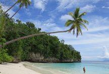 My beaches in Asia