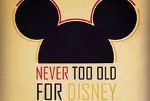 Disney / by Matilde Andersen
