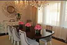 Dynamic Dining Areas / The Fiber-Seal Fabric Care System has been recommended by interior designers since 1971. Beautiful dining rooms need protection in order to stay that way.