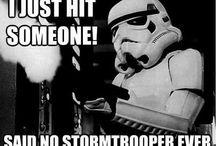 Stormtrooper / Imperiale Streitkräfte