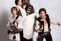 Star Wars behind the scenes / Star Wars pictures behind the scenes