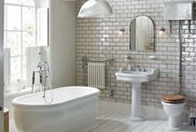Bathroom Renovation Ideas / Our bathroom is incredibly dated and is in dire need of a facelift. Tired tiles, ancient toilets and a run down suite - it is crying out for a complete renovation with new tiles, flooring and suite