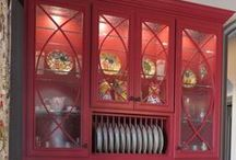 Cabinet Glass / Cabinets with Glass