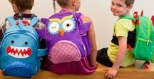 Что взять в детский садик/школу?