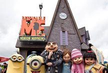 Universal Studios, Orlando Florida / Planning a trip to Universal Studios Orlando Florida.