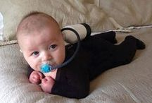 Children and Baby Costumes / Funny, Sweet and Adorable Halloween Costumes for Children and Babies