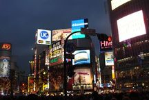 Tokio, Japón / Qué ver y hacer en Tokio, guía turística completa de la ciudad. http://queverenelmundo.com/Japon/Kanto/Tokio/Que-ver.php