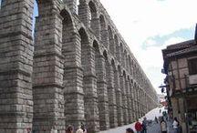 Segovia, España / Qué ver y hacer en Segovia, guía turística completa de la ciudad. http://queverenelmundo.com/Espana/Segovia/Capital/Que-ver.php