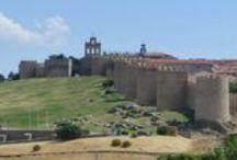 Ávila, España / Qué ver y hacer en Ávila, guía de turismo de la ciudad. http://bit.ly/1N7q0Th
