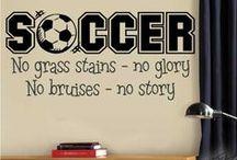 Soccer / by Shaniqua Fernandez