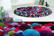 designerskie projekty dywanów / creative carpet designs