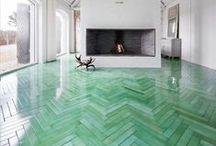 podłogi / floors