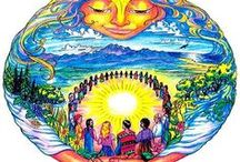 Awakening ~ Consciousness  / Stay in the Light ~ Stay in the Now / by Dolores L Frank