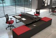 Frezza / Modern Office Furniture Render