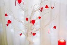 mariage thème amour / Decoration mariage Dani et Bianca thème amour