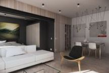 F.L.S. APARTMENT / Status: IN PROGRESS | Size: 592sft / 55sqm | Location: Bucharest | Type: Residential