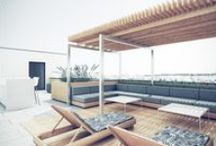 ROOFTOP DECK / Status: PROPOSAL | Size: 1290sft / 120sqm | Location: Bucharest | Type: Residential