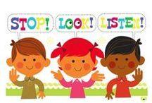 For my preschoolers