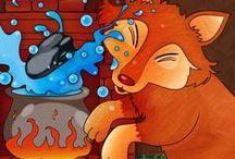 """Mes illustrations """"Copyright"""" / Découvrez toutes mes illustrations perso"""