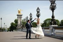 Alexander III Bridge - Paris Photography / Inspiration for a Photo Session at the Alexander III Bridge
