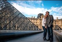 Louvre Museum - Paris Photography / Inspiration for a photo session at the Louvre Museum