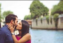 Quai de Seine - Paris Photography / Inspiration for a photo session along the Quai de Seine