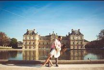 Luxembourg Garden - Paris Photography / Inspiration for a Photo Session at the Luxembourg Garden