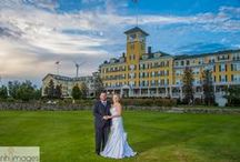 Mountain View Grand Weddings / Wedding Photography and video at the amazing Mountain View Grand Resort and Spa, Whitefield NH