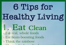General Health / general health advice and tips on living healthy