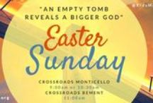 Ministries, Special Events & Services / by Crossroads Church