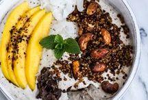 oatmeal&granola recipes